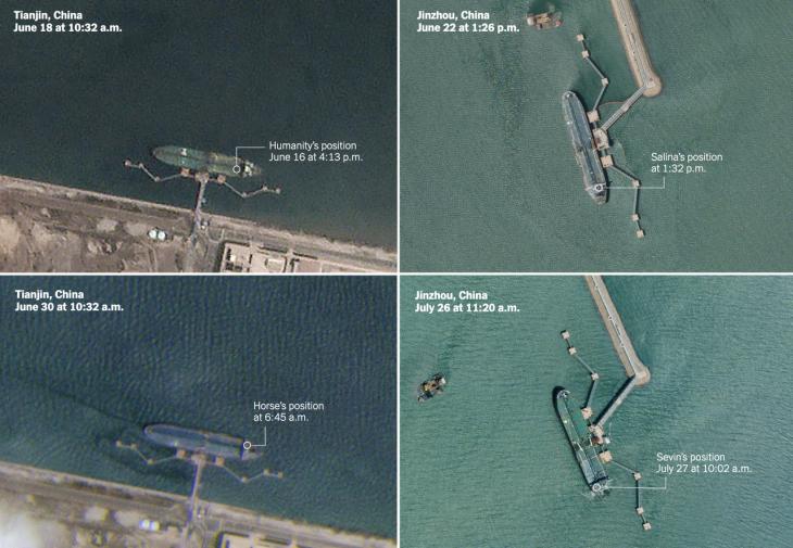 Guardie e ladri: la Cina  valuta di partecipare alle scorte navali nel Golfo Persico… ed intanto contrabbanda petrolio.