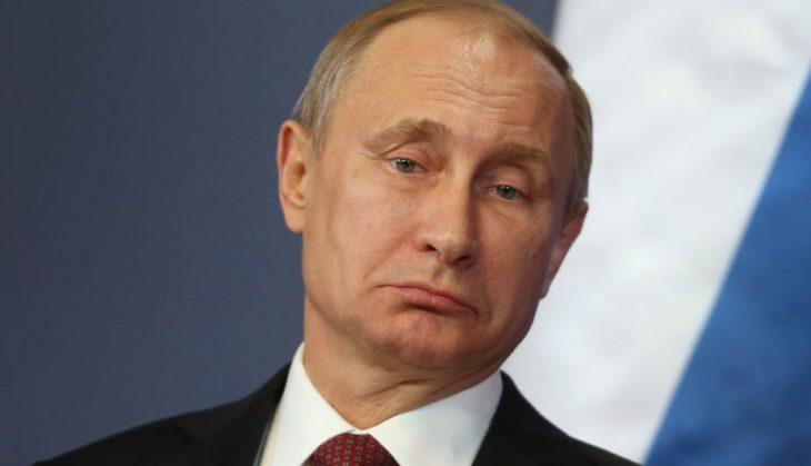 RUSSIA ALLE ELEZIONI: PUTIN PIANGE…