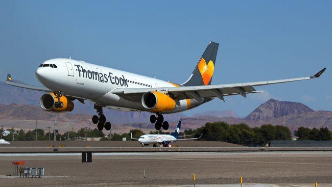 Salta Thomas Cook, 600 mila turisti a terra