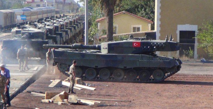 TECNOLOGIA TEDESCA ALLA PROVA DEI FATTI. Come va il Carro Leopard 2?