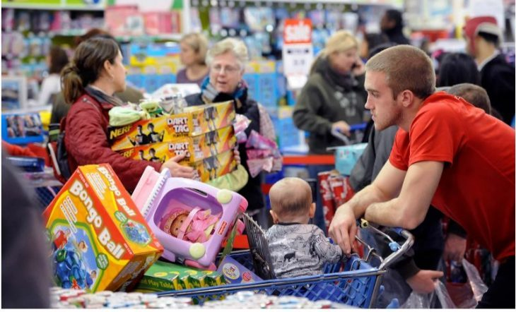Il 44% dei consumatori USA non riesce a far fronte alle proprie spese mensili
