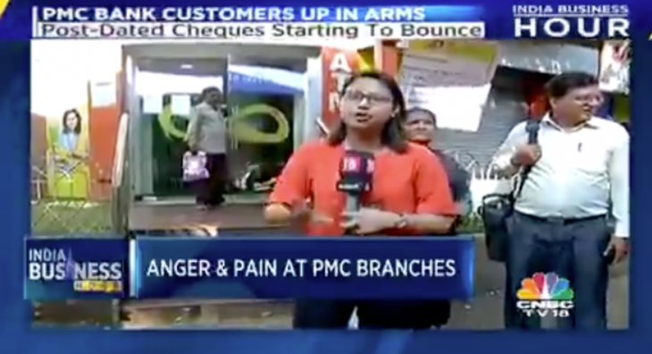 BANK RUN 1: PANICO IN INDIA