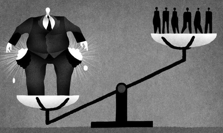 DISUGUAGLIANZA: figlia di economisti fallaci e di governi compiacenti