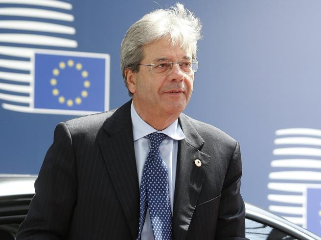 GENTILONI: POSSIBILE CONFLITTO DI INTERESSI COME COMMISSARIO (vedi Amazon)