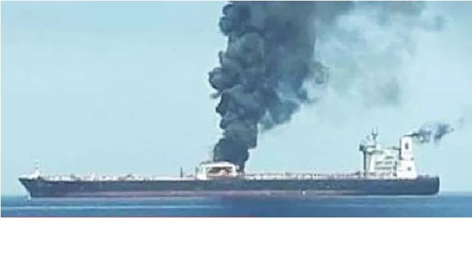 ATTACCATA PETROLIERA IRANIANA NEL GOLFO: torniamo ai pirati?