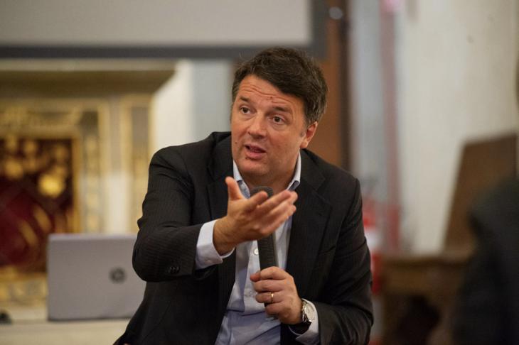 """Renzi ha due soluzioni per liberarsi di Conte e Zingaretti. Una è il referendum sul """"taglio"""" dei parlamentari (di P. Becchi e G. Palma su Libero)"""