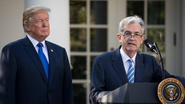 Powell e Trump si incontrano per discutere di… tassi negativi