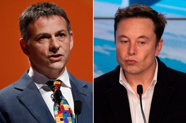 MUSK vs EINHORN: Rissa fra miliardari su Tesla