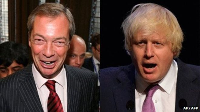 BREXIT PARTY E CONSERVATORI: PATTO DI DESISTENZA FRA FARAGE E JOHNSON