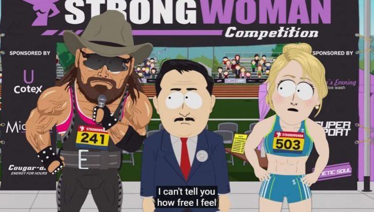 ANCHE NEGLI USA SATIRA ED IRONIA NON SONO DI SINISTRA. South Park ne fa le spese