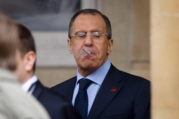LAVROV SI INCONTRA CON IL MINISTRO DEGLI ESTERI FANTASMA DELL'ITALIA. Un inutile meeting senza una controparte