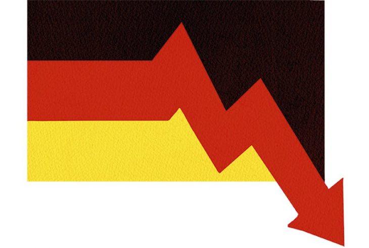 LA GERMANIA SI AVVIA AD UNA RAPIDA DECADENZA INDUSTRIALE. Se non ci stacchiamo la seguiremo presto
