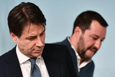 #MES  Ecco perché Salvini deve presentare adesso una mozione di sfiducia. Se approvata, Conte andrebbe a casa senza neppure il rischio dell'esercizio provvisorio (di P. Becchi e G. Palma su Libero)
