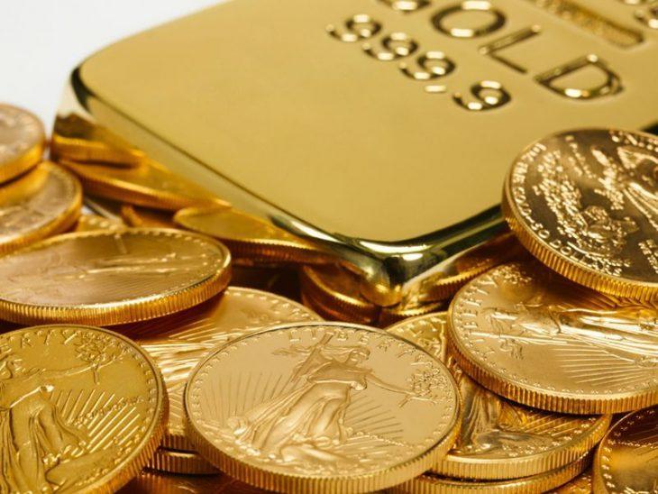 Qualcuno sta imboscando l'oro?