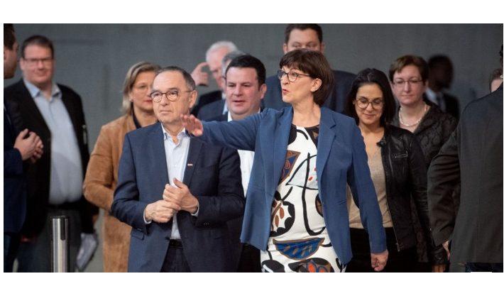 LA SPD TEDESCA ABBANDONA HARZ IV, CHIEDENDO SCUSA A TUTTI