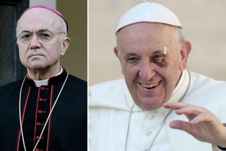Perché monsignor Viganò non può chiedere le dimissioni del Papa