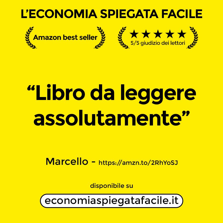 recensione del libro di economia spiegata facile