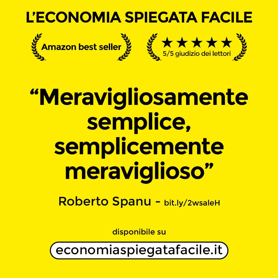 recensione a economia spiegata facile