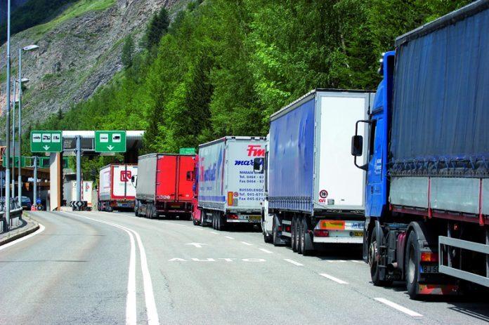 L'AUSTRIA  DICHIARA GUERRA ALL'ITALIA NEI TRASPORTI. Interrogazione urgente al Parlamento Europeo
