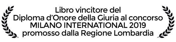 economia spiegata facile, diploma d'onore al premio letterario Milano international 2019