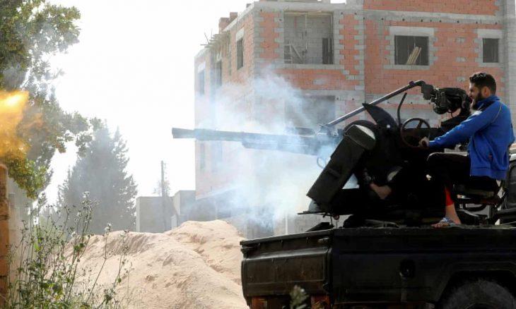 LIBIA: UNA PARTITA MILITARE CHE METTE L'ITALIA NELL'ANGOLO. Europa inesistente