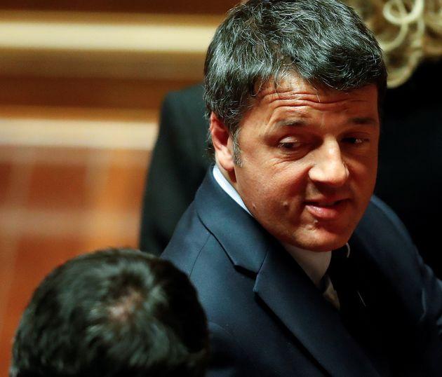 RENZI: COLPISCO SALVINI PER AFFONDARE CONTE. Italia Viva decide solo oggi di votare contro Salvini. Che strano….