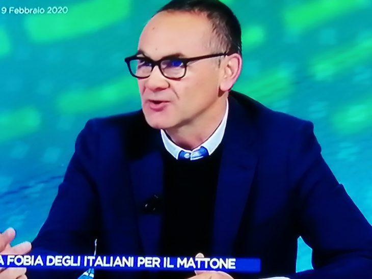 Omnibus LA7 e la fobia degli italiani per la casa