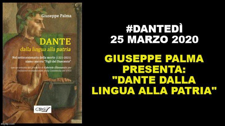 #Dantedì  G. Palma legge Dante e spiega la nascita della lingua italiana