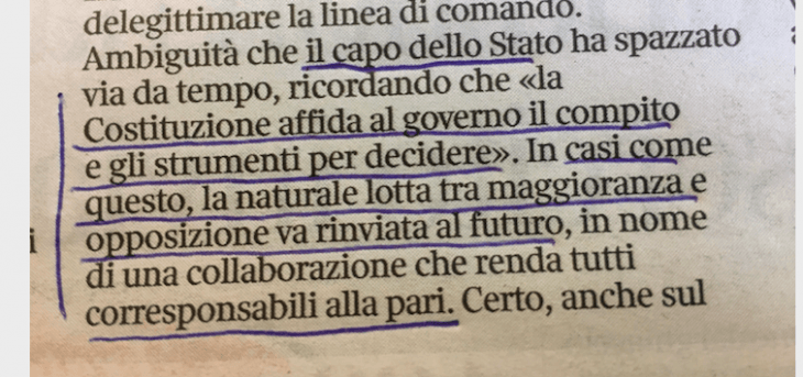 """Da """"primus inter pares"""" a """"dominus"""". Come Conte ha instaurato la dittatura (di G. Palma)"""
