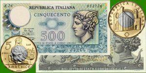 Moneta di Stato e biglietti di stato