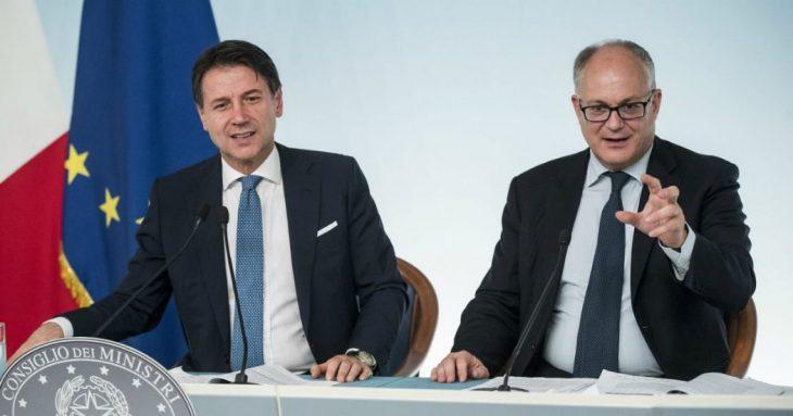 """CORONAVIRUS: IL GOVERNO POTREBBE ARRIVARE ALLA CIFRA GIUSTA DA STANZIARE IN 2 SETTIMANE… Poi Dombrovskis dirà """"NO"""""""