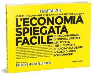libro di economia spiegata facile QUARTA EDIZIONE