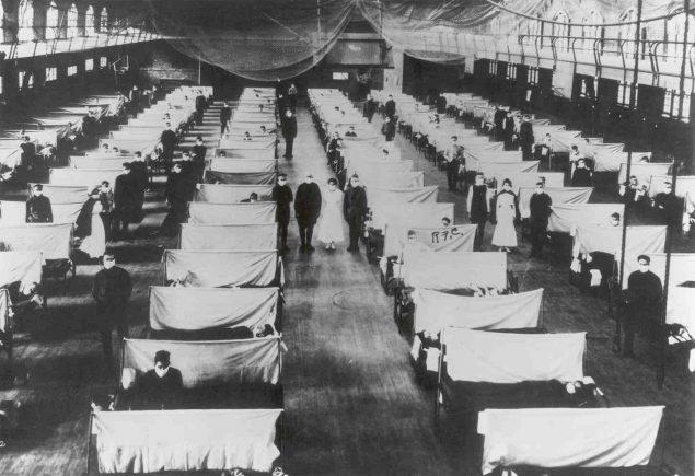 L'INFLUENZA SPAGNOLA: un secolo fa la pandemia che fece tremare mondo