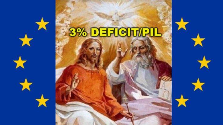 Chi ha rispettato il 3% deficit/PIL in 20 anni di euro?