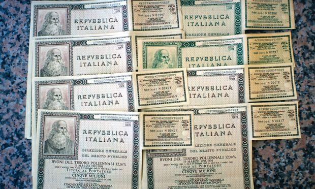 CHI STA CERCANDO DI SABOTARE IL DEBITO PUBBLICO ITALIANO? Le incredibili aste del Tesoro…