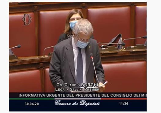 BORGHI: ANCHE LA SCUOLA E' DANNEGGIATA DALL'INCULTURA ECONOMICA DEL GOVERNO