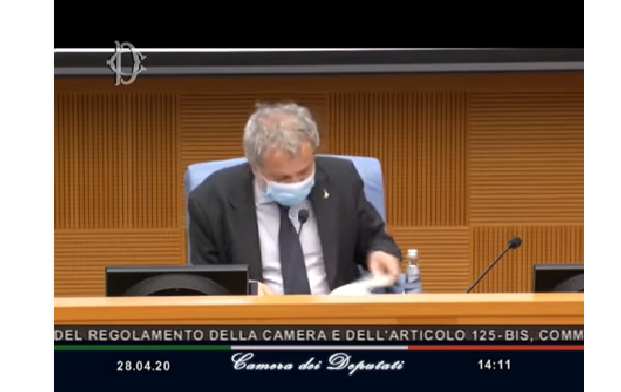 CLAMOROSO DA BORGHI: LE SORPRESE DEL DEF SUL MES. IL MES LIGHT NON ESISTE. Chi ha dato il mandato a Gualtieri? Deflazione o Inflazione? PianoB?
