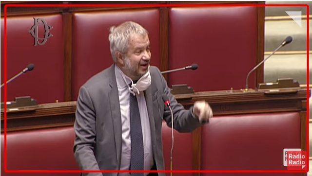 """BORGHI: LA TASK FORCE DI CONTE CERCA """"IMMUNITA'"""" Il Parlamento a ramengo"""
