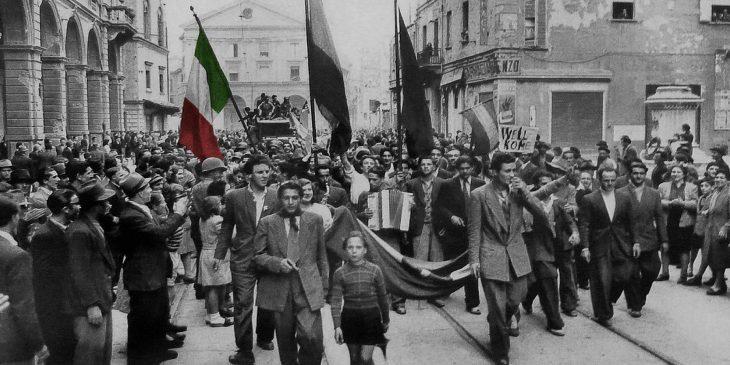 25 aprile 2020, liberiamo di nuovo l'Italia