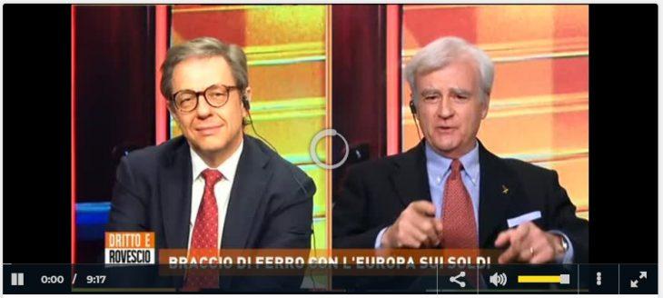 RINALDI: GLI ITALIANI NON HANNO VISTO UNA LIRA!