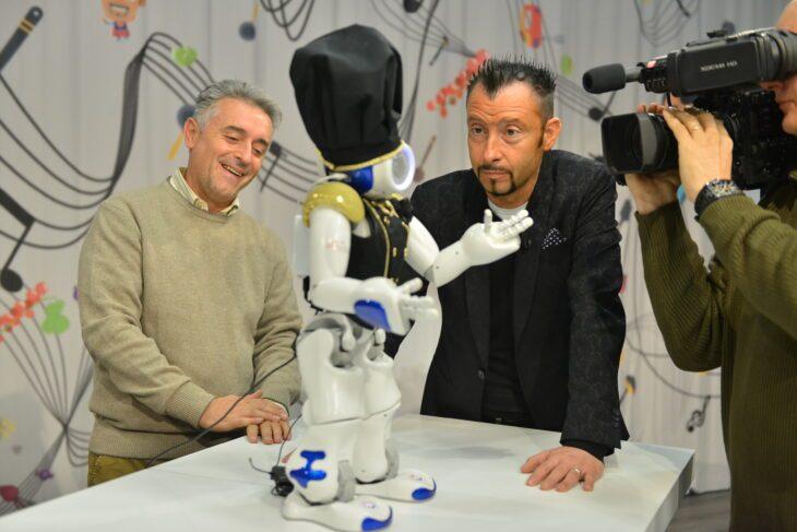 Scenari per una robotica futura di Marcello Pecchioli