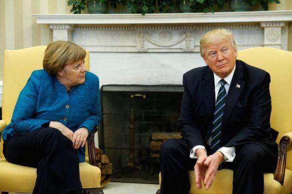 LA MERKEL NON VUOLE ANDARE AL G7: paura del COVID