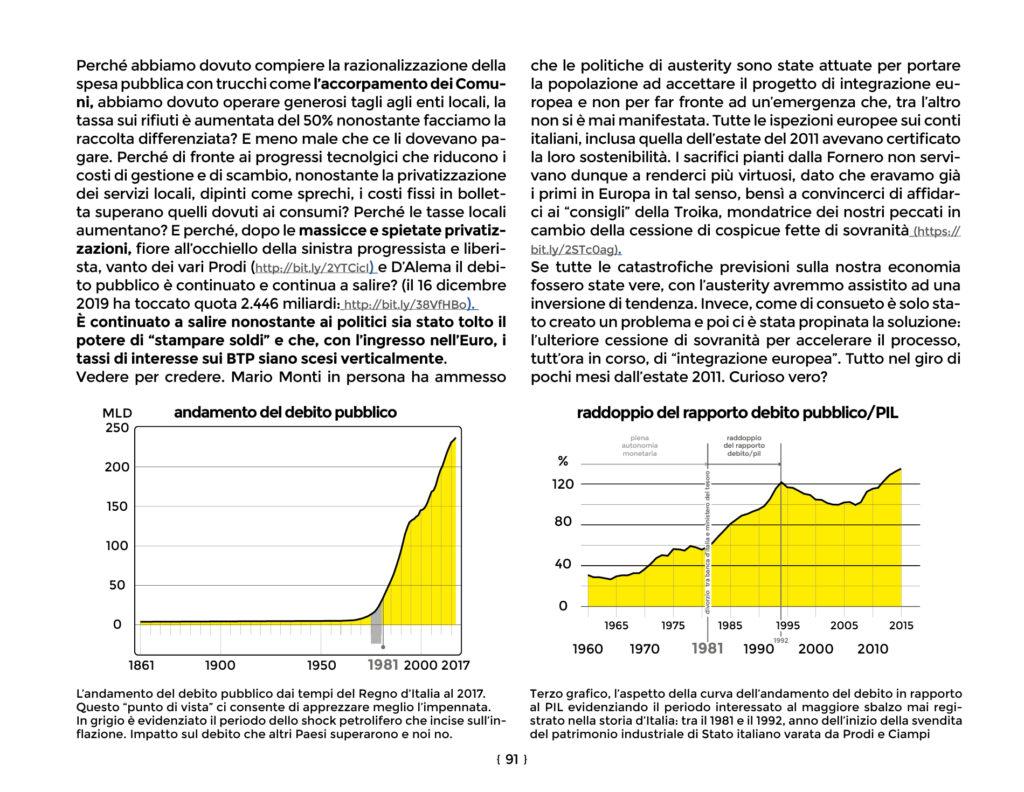 Le privatizzazioni di Romano Prodi e Massimo D'Alema. Dal libro di economia spiegata facile