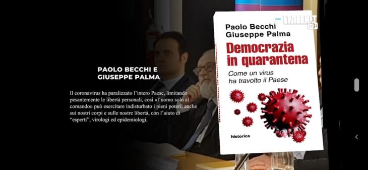 Hanno messo la democrazia in quarantena (intervista a G. Palma)