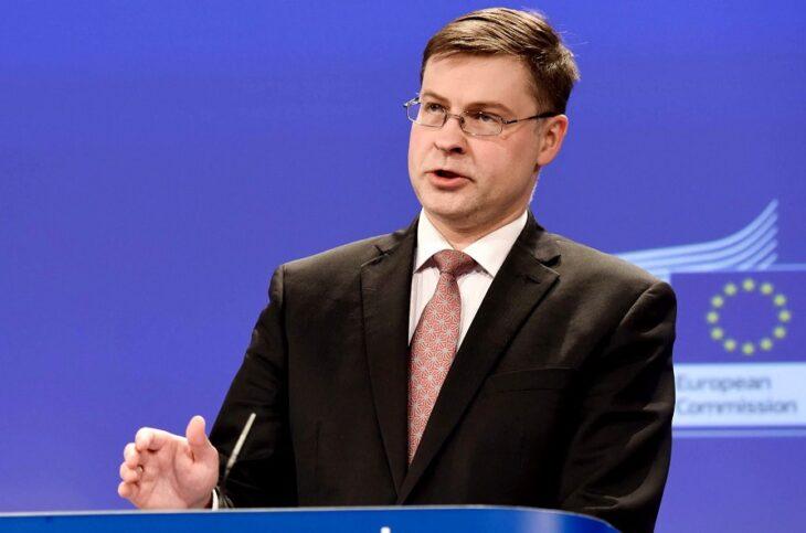 Dombrovskis: niente soldi se non siete più competitivi. Il Recovery Fund, una sbarra in più nella gabbia UE