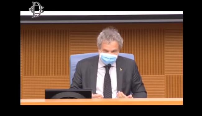 BORGHI: PER ACCEDERE CON 1,7 MILIARDI DI MES ABBIAMO MESSO INPERICOLO L'ECONOMIA ITALIANA