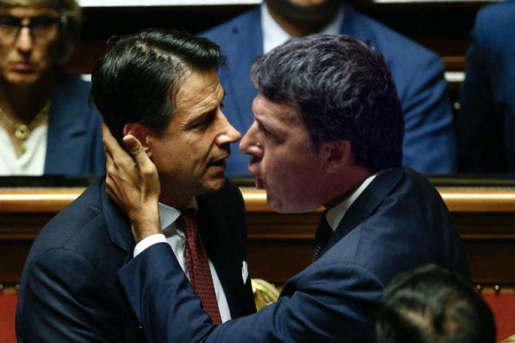 ItaliaViva è al governo. Se Renzi non stacca la spina, è complice del disastro economico di Conte (di G. PALMA)