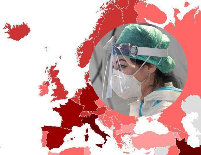 In Europa contro il coronavirus CIASCUNO ce la può fare da solo