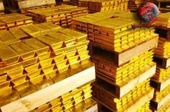 ORO: A MARZO SONO STATE SPOSTATE 500 TONNELLATE IN UNA SOLA CITTA'. Più dell'oro della BCE