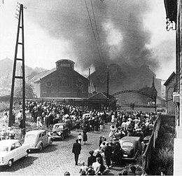 Marcinelle: Rinaldi ricorda i lavoratori italiani morti nel disastro